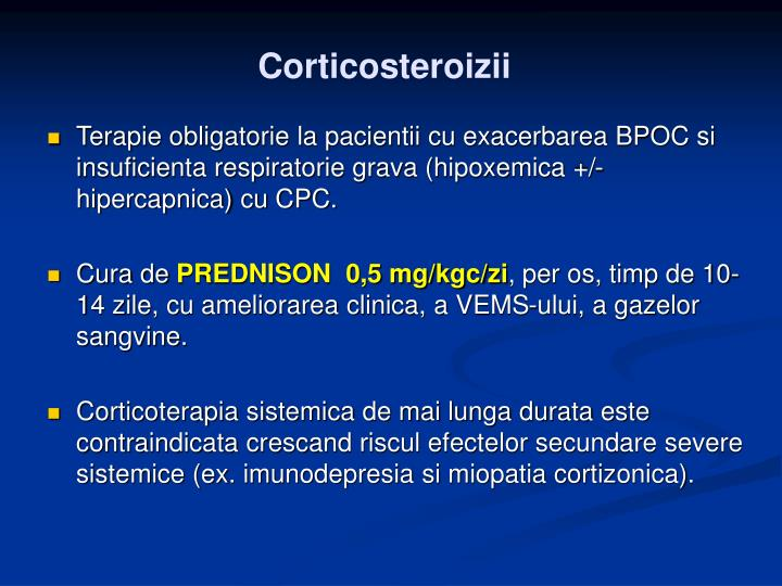Corticosteroizii