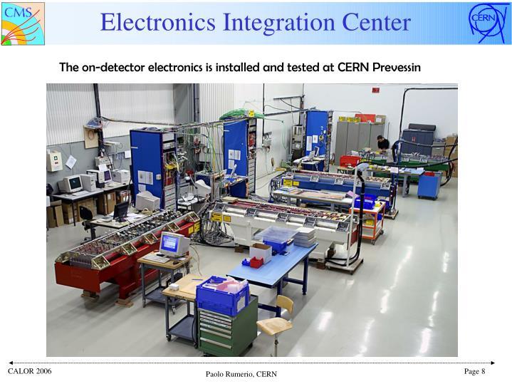 Electronics Integration Center