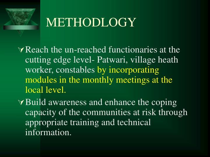 METHODLOGY