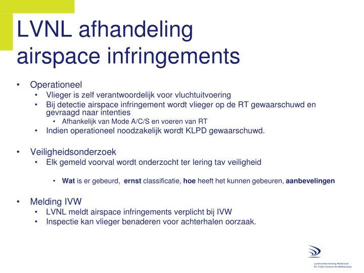 LVNL afhandeling