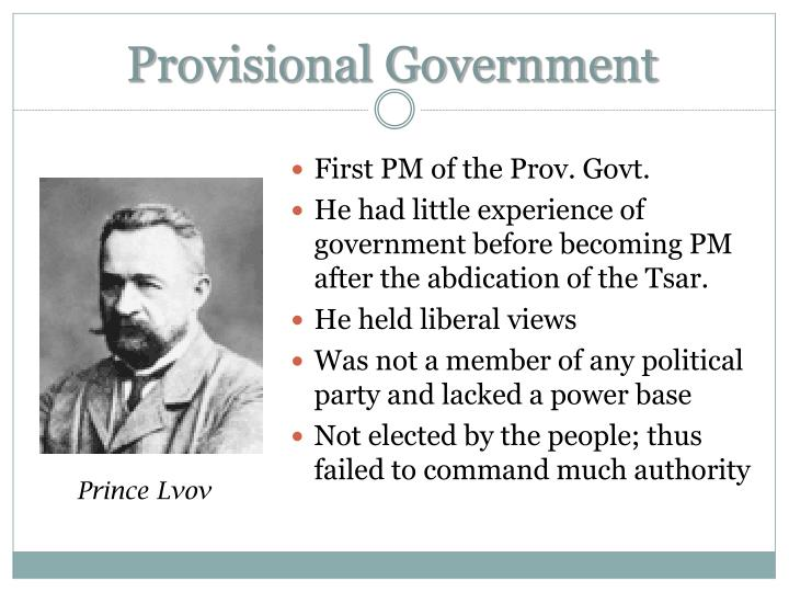 Provisional Government