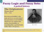 fuzzy logic and fuzzy sets a potted history2