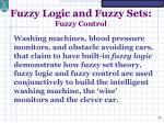 fuzzy logic and fuzzy sets fuzzy control1