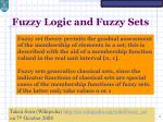 fuzzy logic and fuzzy sets1