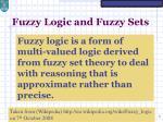 fuzzy logic and fuzzy sets2