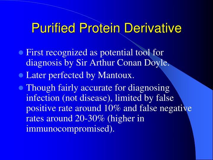 Purified Protein Derivative