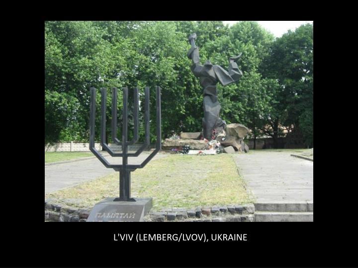 L'VIV (LEMBERG/LVOV), UKRAINE