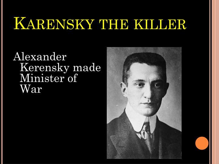 Karensky