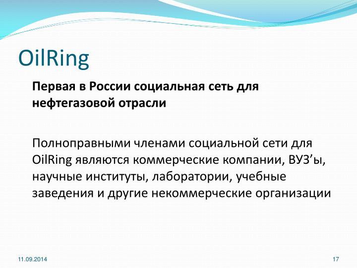 OilRing