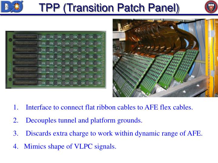 TPP (Transition Patch Panel)