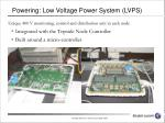 powering low voltage power system lvps