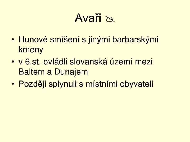 Avaři
