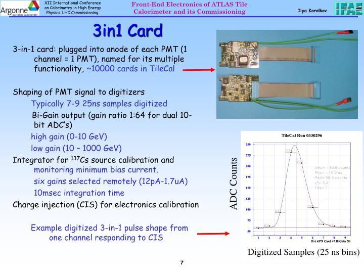 3in1 Card