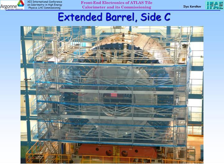 Extended Barrel, Side C