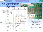 hv distribution system