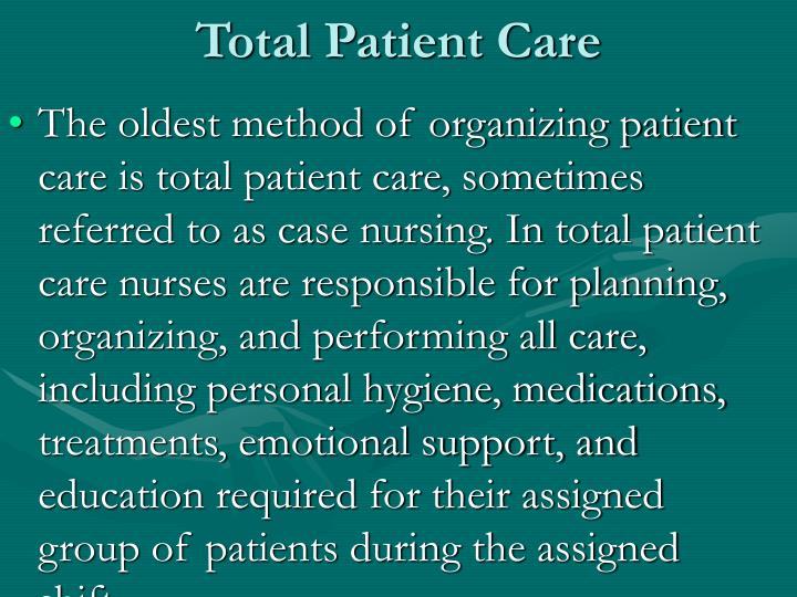 Total Patient Care