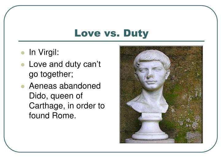 In Virgil: