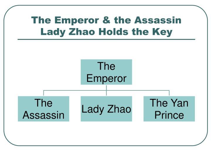 The Emperor & the Assassin