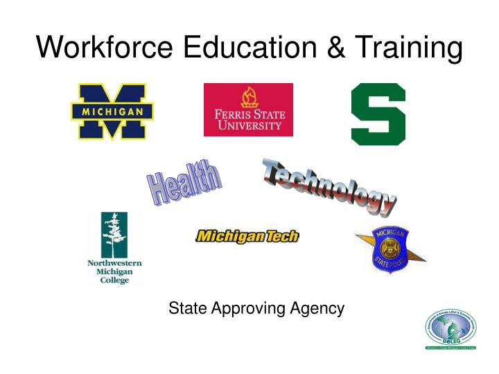 Workforce Education & Training
