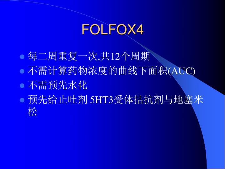 FOLFOX4