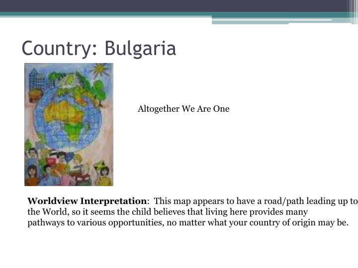 Country: Bulgaria