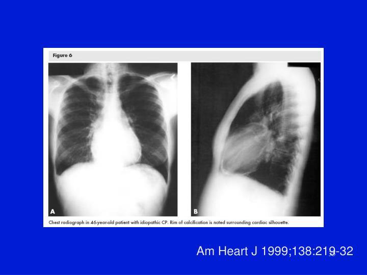 Am Heart J 1999;138:219-32