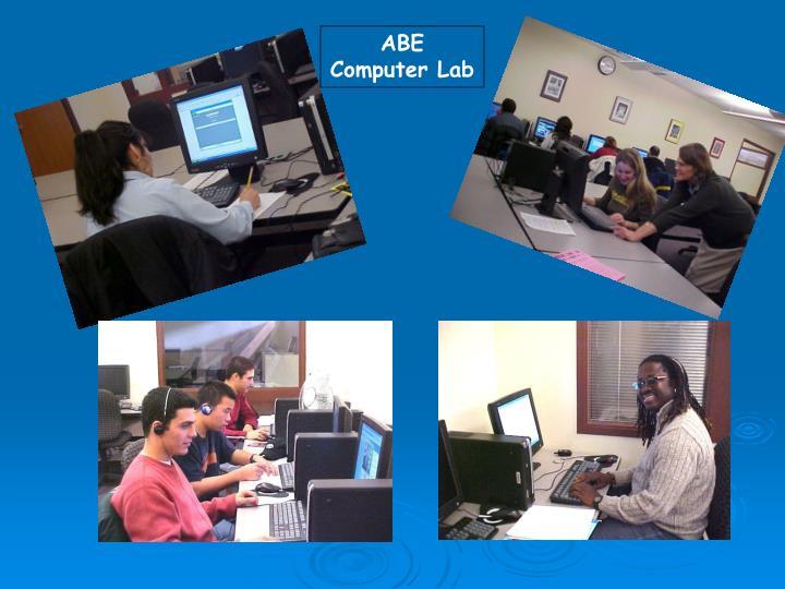 ABE Computer Lab