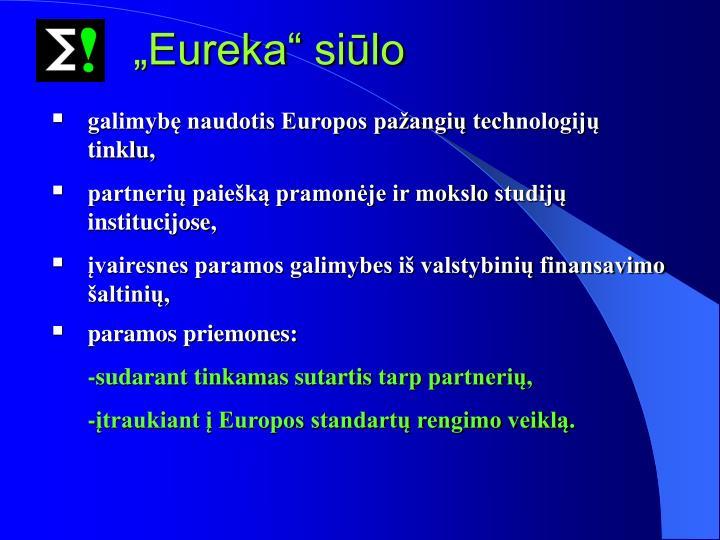 """Eureka"""