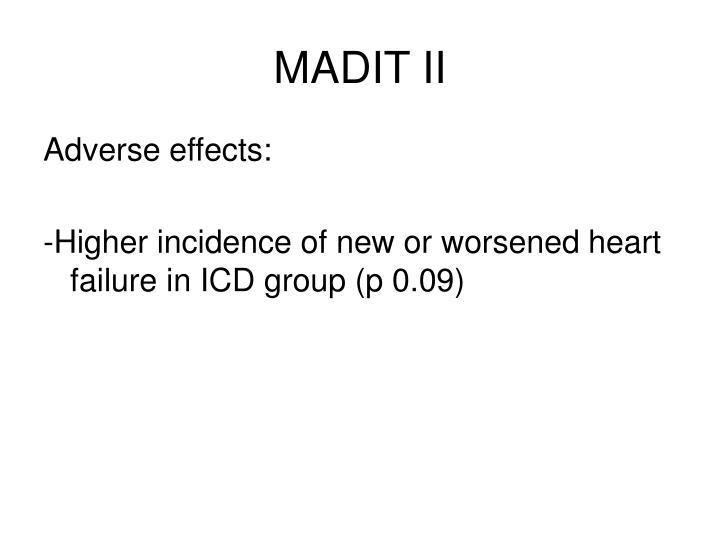 MADIT II