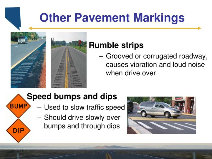 Other Pavement Markings