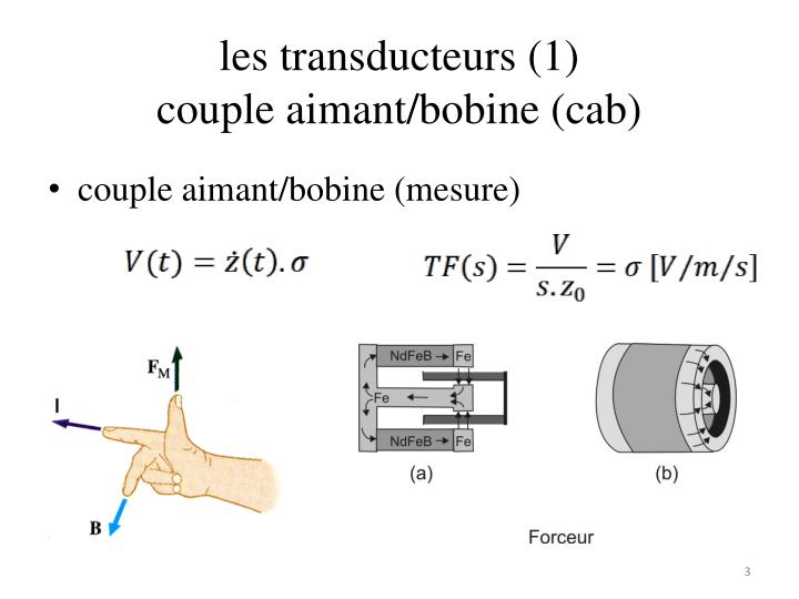 les transducteurs (1)