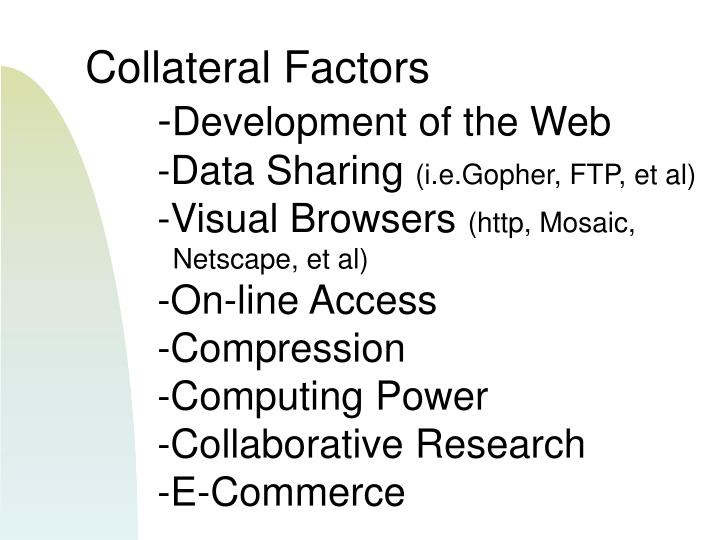 Collateral Factors