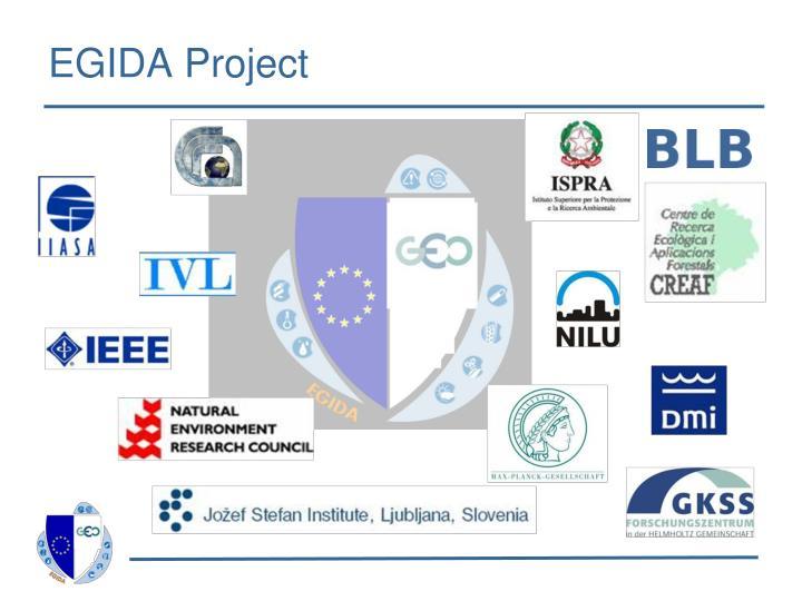 EGIDA Project