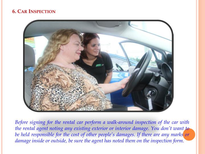 6. Car Inspection