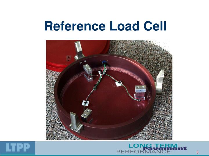 Reference Load Cell