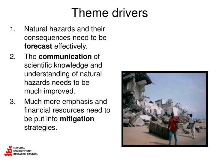 Theme drivers
