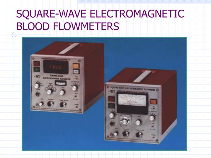 SQUARE-WAVE ELECTROMAGNETIC