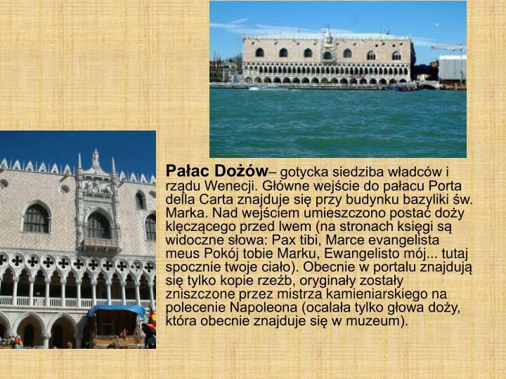 Pałac Dożów