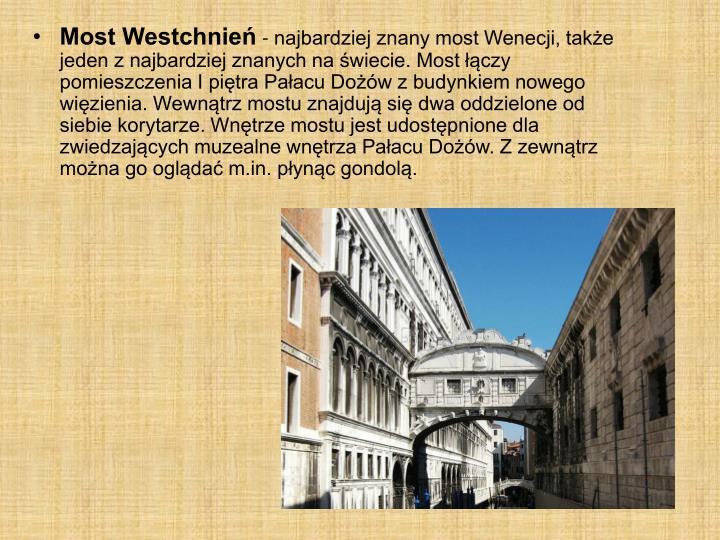 Most Westchnień