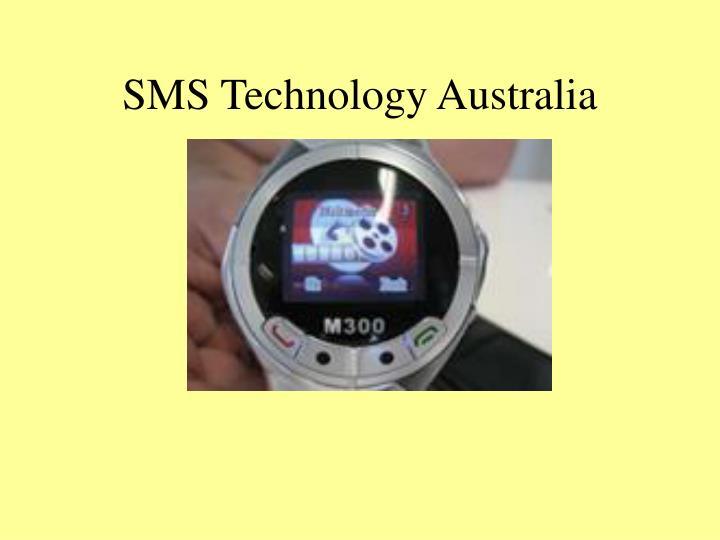 SMS Technology Australia