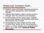 historical context cont2