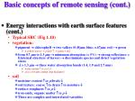 basic concepts of remote sensing cont7