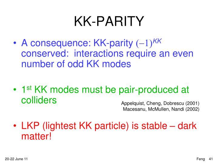 KK-Parity