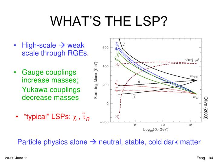 What's the LSP?