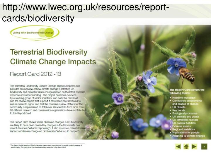http://www.lwec.org.uk/resources/report-cards/biodiversity
