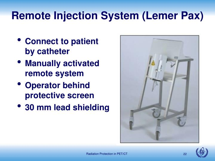 Remote Injection System (Lemer Pax)