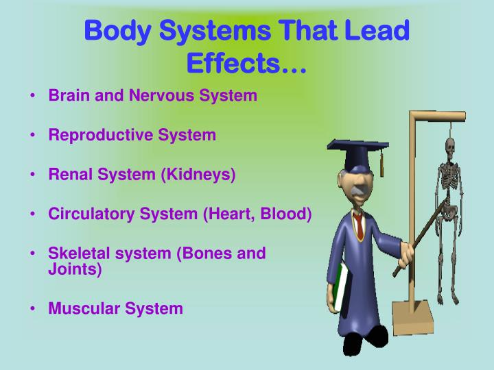 Body Systems That Lead Effects…