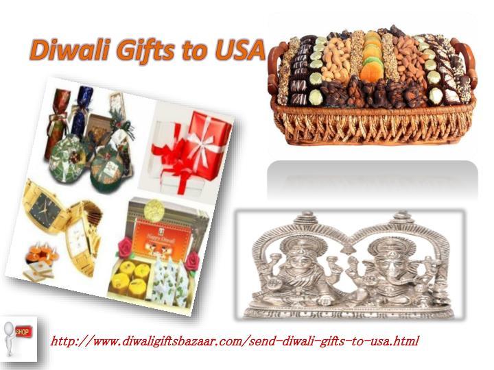 Diwali Gifts to USA