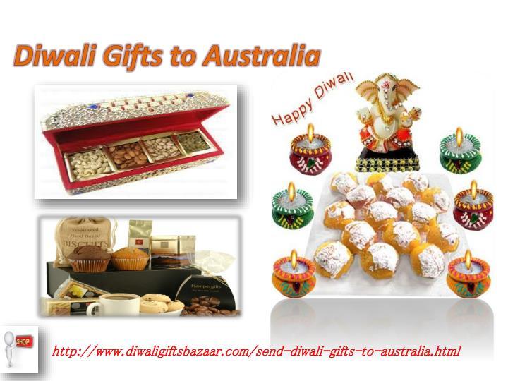 Diwali Gifts to Australia