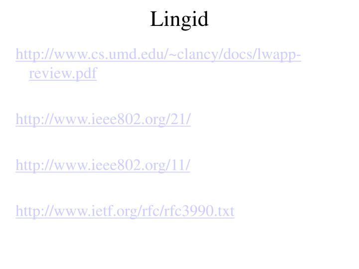 Lingid